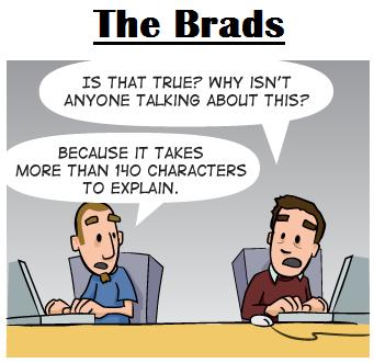 The Brads - Logo