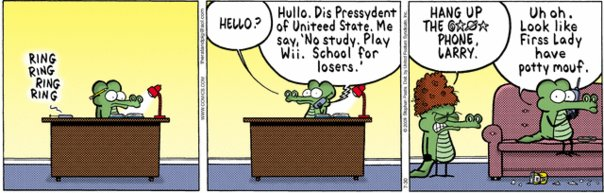 Pearls Before Swine - School
