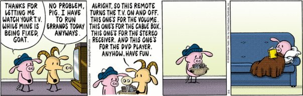 Pearls Before Swine - Remote