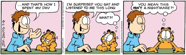 Garfield - Nightmare