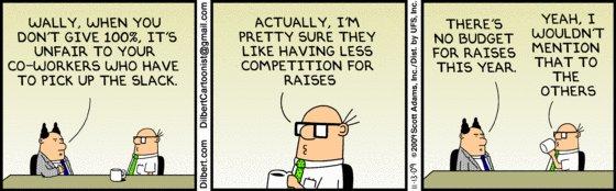 Dilbert - Slack