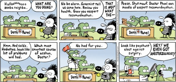 Pearls Before Swine - Croc Docs