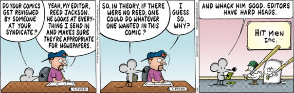 Pearls Before Swine - Editors