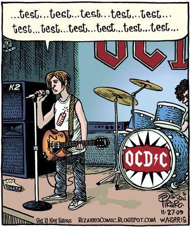 Bizarro - OCD