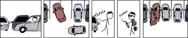 XKCD - Parking