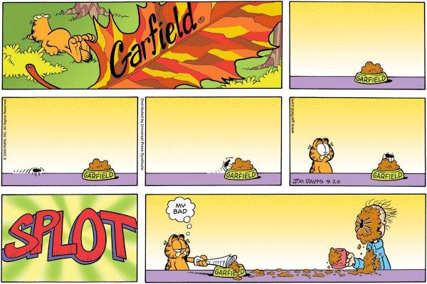 Garfield - My bad