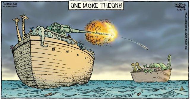 Bizarro - Dinosaur Theory