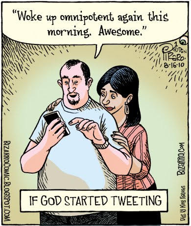 Bizarro - Tweets from God