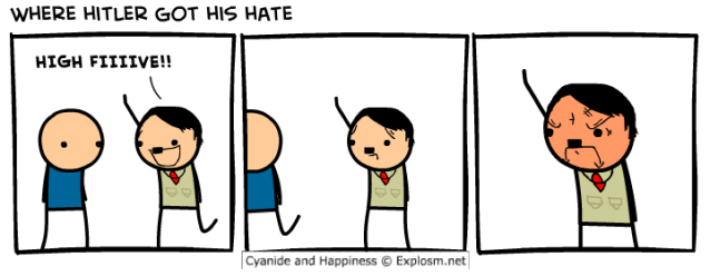 Cyanide and Happiness - Hey Hitler!