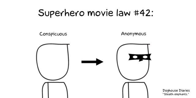 Doghouse Diaries - Superhero Law #42