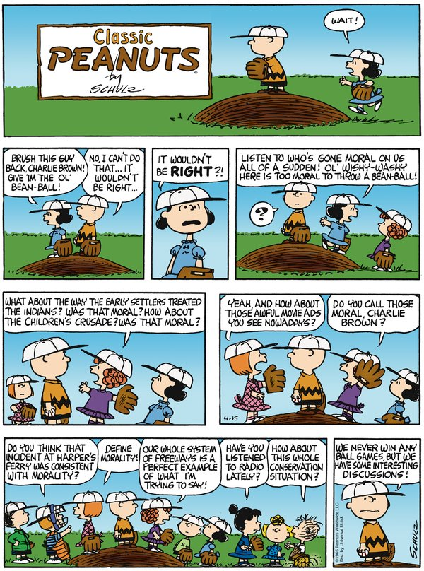 Peanuts - Discussions