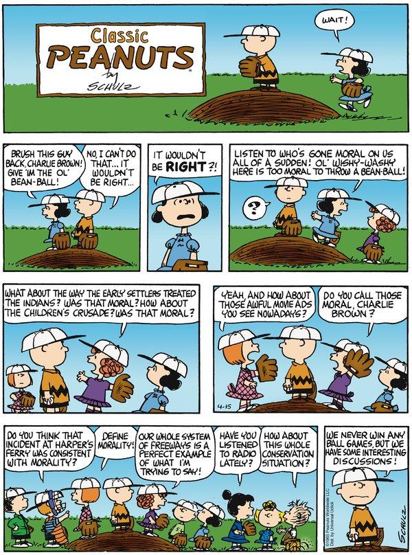 Peanuts - Discussions