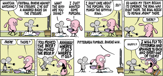 Pearls Before Swine - Stupidstitions