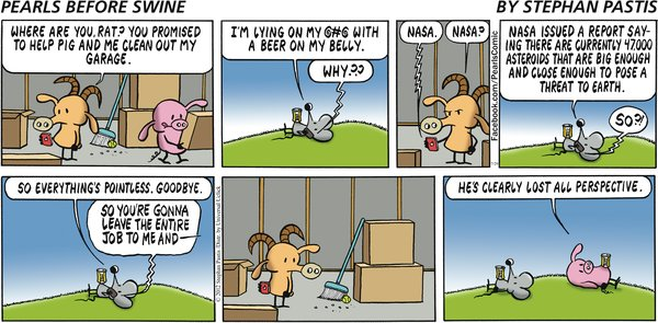 Pearls Before Swine - Perspective