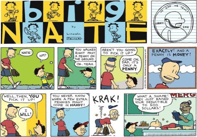Big Nate - A Penny