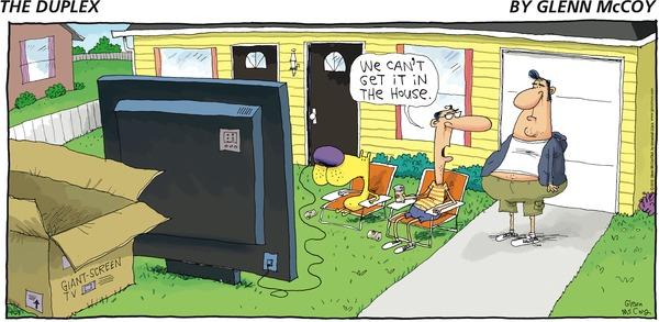The Duplex - Big Problem
