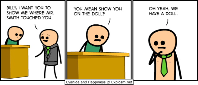 Cyanide and Happiness - Oh yeah, doll