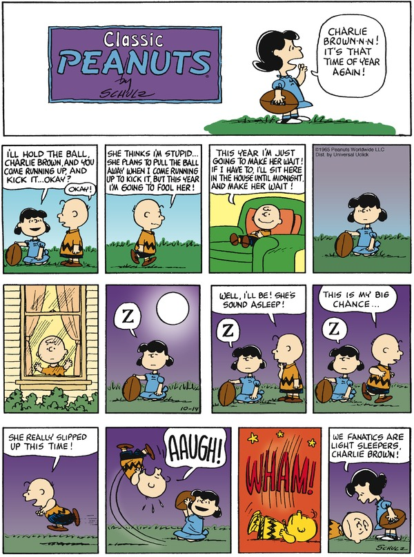 Peanuts - With stupid