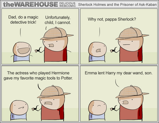 The Warehouse - Sherlock
