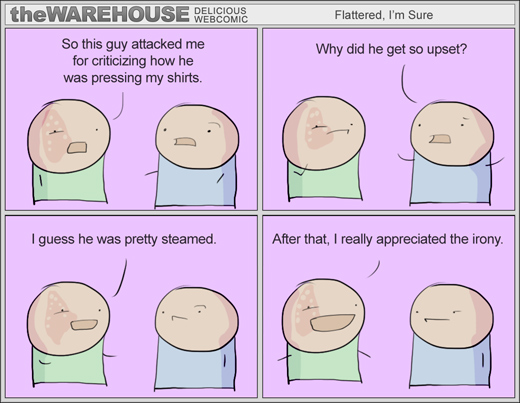 The Warehouse - Steamed