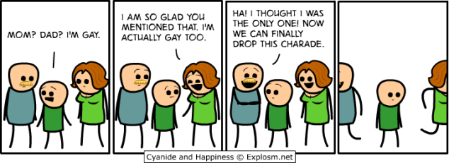 Cyanide and Happiness - What just happened