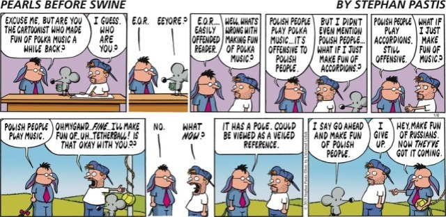 Pearls Before Swine - Offensive