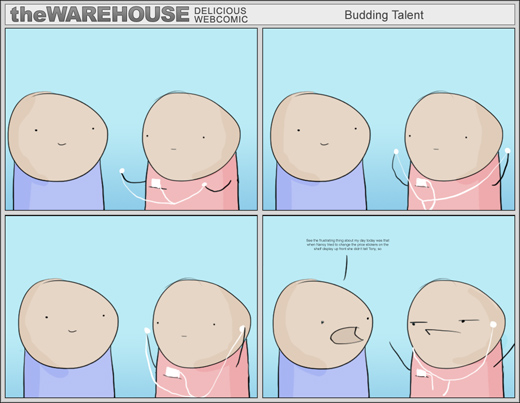 The Warehouse - Happens Everytime.....