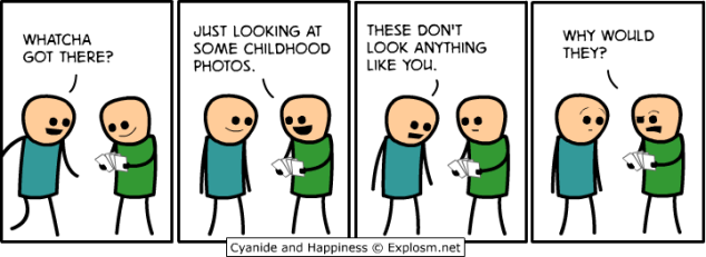 Cyanide and Happiness - Peds McGee