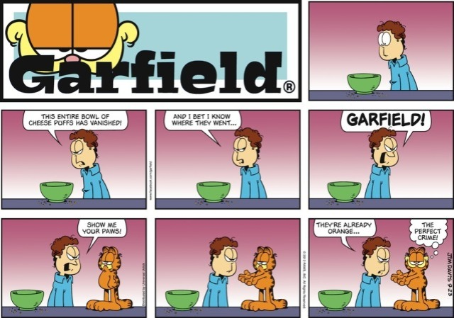 Garfield - The Perfect Crime