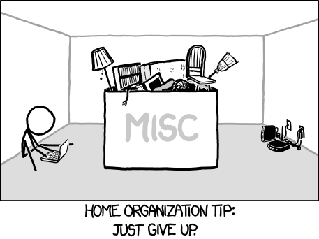 XKCD - Home improvement