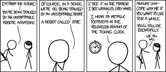 XKCD - Pick-up lines